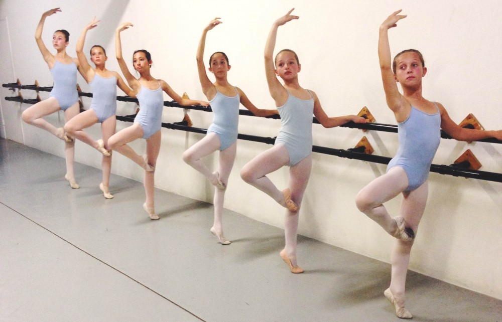 City Ballet School of San Diego