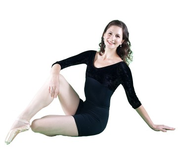 Brook Ogle - City Ballet School of San Diego