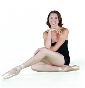 Natalie Test - City Ballet School of San Diego