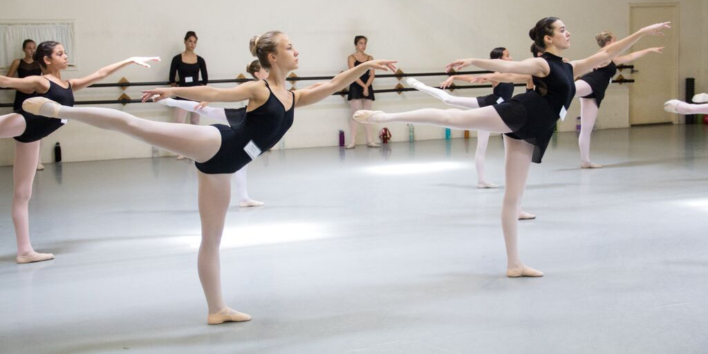 City Ballet Class