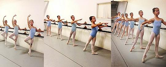 Ballet Dance Camp in San Diego