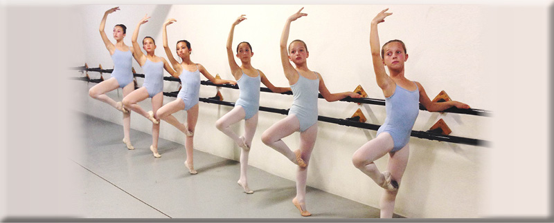 City Ballet of San Diego Registration