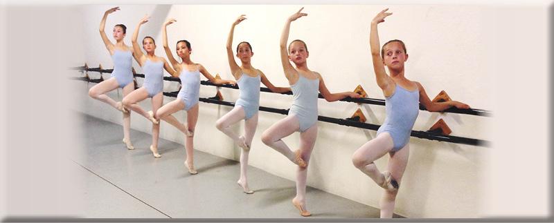 City Ballet of San Diego Registration