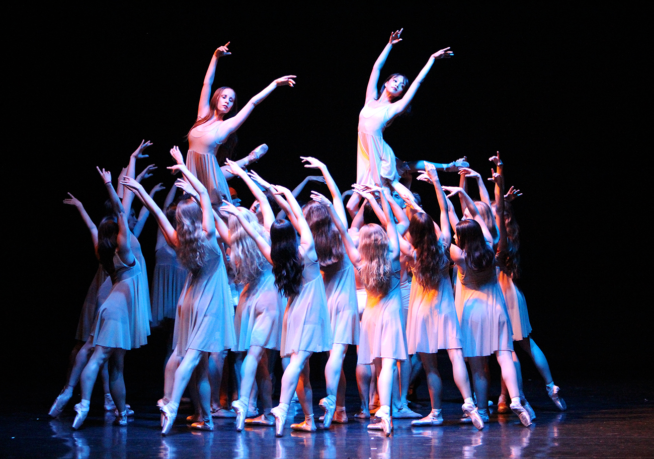 City Ballet of San Diego 2015 - 2016 Season