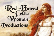 Red-Haired Celtic Woman Productions log
